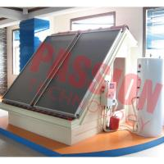 Buy cheap High Performance Split Universal Solar Water Heater 300 Liter Aluminium Full Plate from wholesalers