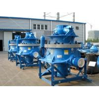 Buy cheap Dust Control Single - Cylinder Cone stone crusher machine in Special Mantle 40 - 105 t/h from wholesalers