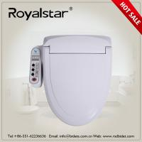 Buy cheap Smart Massage Electric Heated Toilet Seat Cover Open Front Type 505*480*180mm from wholesalers