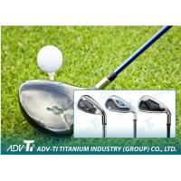 Buy cheap Gr5 Titanium Investment Casting Ti-6Al-4V golf club head from wholesalers