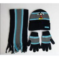 Buy cheap Fashion scarf, hat&gloves set from wholesalers