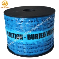 Buy cheap 20cm*100m / 30cm*100m Blue Water Main Below Plastic Underground Detectable Warning Mesh from wholesalers