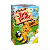 Buy cheap Cubic Cartoon Tiny Teddy Paper Box Packaging For Baby Cookies product