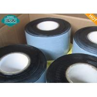 Buy cheap Oil Pipe Joint Wrap Tape 1.27mm Thickness Black Color For Fittings Protection from wholesalers