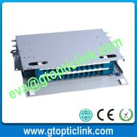 Buy cheap 1U-4U Optical Fiber Distribution Frame ODF from wholesalers