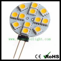 Buy cheap G4 LED 5050 SMD LED Camper Spotlight RV Marine Car Light Bulb Lamp 12V New from wholesalers