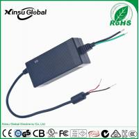 Buy cheap 22.5V 2.5A AC adapter with UL cUL FCC PSE CE GS LVD SAA RCM C-tick from wholesalers