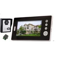 Buy cheap 2.4G 7 inch wireless video door phone from wholesalers