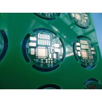 Buy cheap Immersion Gold PCB built on Tg170 FR-4 with Blind Via and green soldermask from wholesalers