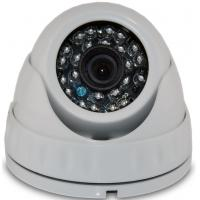 Buy cheap Miniature AHD CCTV Camera , 720P HD TVI Vandalproof Dome Camera 1.0MP from wholesalers