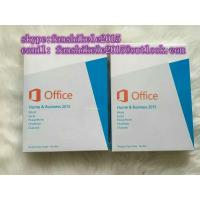 Buy cheap Networking Activation , LIfetime Warranty, Microsoft  Office 2013 HOME BUSINESS  FPP / RETAIL   KEY  CODE , 2013 HB BOX from wholesalers