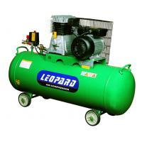 Buy cheap One Stage 3HP 100L Rotary Air Compressor Belt Driven With Aluminum Pump Head from wholesalers
