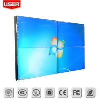 Buy cheap ultra narrow bezel 46 inch lcd video wall,multi lcd screen display from wholesalers