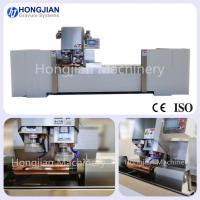 Buy cheap New Design Double Head Copper Grinding Machine with Servo Motor for Rotogravure Cylinder Grinding Finishing Machine product