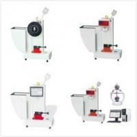 Buy cheap 150J / 300J Charpy Impact Testing Machine Electronic Power 550KG Gross Weight from wholesalers