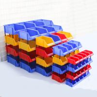 Buy cheap stackable small plastic storage totes tubs bins for sale from wholesalers