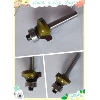 Buy cheap Round Over Edging Router Bit - 3/16 Radius - 1/4 Shank from wholesalers