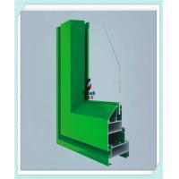 Flat Open Aluminium Sliding Door Profiles , Aluminium Profiles For Windows And Doors