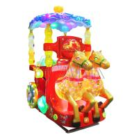 Buy cheap Royal india arcade amusement game machine simulator carriage game machine play car racing games online from wholesalers