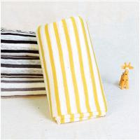 Buy cheap Best Quality Striped Linen Rayon Weft Knit Blend T-Shirt Fabric from wholesalers