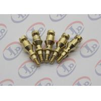 Buy cheap Medical Instruments Precision Machining Services M3 External Thread Copper Slotted Bolts from wholesalers