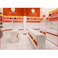 Buy cheap Customized Size Fast Food Kiosk , Bulk Candy Kiosk For Snack Store / Candy Shop from wholesalers