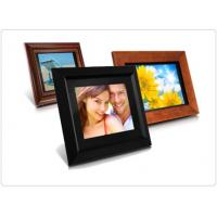 Buy cheap 12.1 inch digital picture frame support built in memory from wholesalers