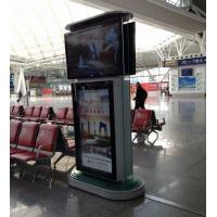 Buy cheap 42inch dual screen kiosk from wholesalers