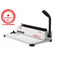 Buy cheap Desktop Home Binding Machine / Electric Comb Binder Machine Professional from wholesalers