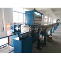 Buy cheap Single Screw Electric Driven Wire Manufacturing Machine For Silicone Cable Making from wholesalers