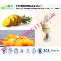 Buy cheap 100% pure pineapple extract china wholesale-Bromelain 100,000u/g to 1,200,000u/g from wholesalers