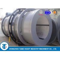 Buy cheap Steam NPK Compound Fertilizer Granulator Machine Rotary Drum Type 2 Tons Weight from wholesalers