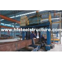 China Structural Steel Fabrications With 3-D Design, Laser,Machining, Forming, Certified Welding on sale