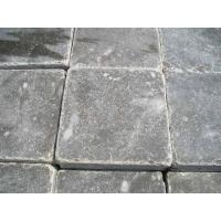 Buy cheap blue limestone Tumbled supplier/exporter (Chinees blauwe hardsteen) product