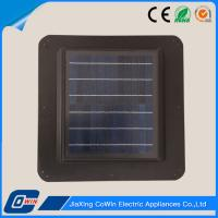 Buy cheap High Sensibility Brushless Solar Attic Vent Fan 15W 12V Long Service Life from wholesalers