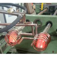 Buy cheap 75T Stainless Steel Elbow Hot Forming Machine Bending Radius 1.5D Wall Thick from wholesalers