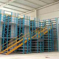 Buy cheap pallet racking supported mezzanine racking mutil-level mezzanine racking and shelving from wholesalers
