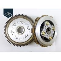 Buy cheap 5 Screws CG150 Motorcycle Clutch Assembly 5 Plates Paper Based OEM Service from wholesalers