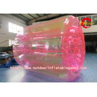 Buy cheap Colorful Inflatable Zorb Ball , Transparent Inflatable Water Roller Ball For Kids from wholesalers