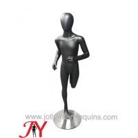 Buy cheap Jolly mannequins-sport child model running mannequin JY-CR01 from wholesalers