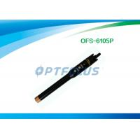 China 1mw 5mw 10mw 20mw Fiber Optic Testing Tools Visual Fault Finder Pen type 650nm ± 10nm on sale