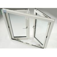 Buy cheap Weather Resistance Double Glazed Sash Windows With Stainless Steel Security Mesh from wholesalers
