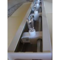 Buy cheap 89mm Clear Plastic Window Blinds Accessories For Vertical Blinds from wholesalers