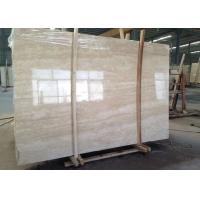 Buy cheap Travertine Romano  Natural Stone Tiles Half Slab Size 180-240 X 60/70/80 X 2/3cm product