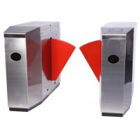 Stainless steel automatic systems turnstiles