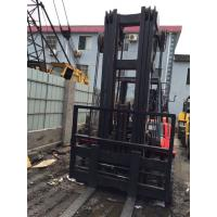 Buy cheap 8 Ton FD80 Toyota Used Forklift in Used Condition For Sale from wholesalers