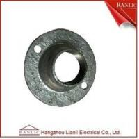 Buy cheap 20mm 25mm Hot Dip Dome Cover Malleable Iron BS4568 Conduit Thread from wholesalers