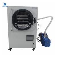 Buy cheap LCD digital vacuum freeze dryer drying machine for food meat fruits vegetable product