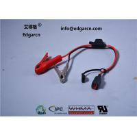 China Iatf16949 Dc Power Cord Extension, Copper / Tined Dc Extension Cable on sale
