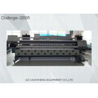 Buy cheap Digital Large Format Solvent Printer Challenger 3206R Vinyl Outdoor Printing Machine from wholesalers